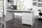 Schreibtisch Fast Trade 160cm weiss/ 36025