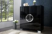Highboard Zen 120cm schwarz/ 35607
