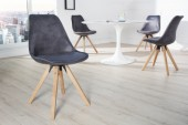 Stuhl Scandinavia antik grau/ 36505