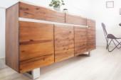 Sideboard Genesis 170cm Akazie Edelstahl/ 36405