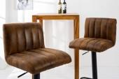 Barhocker Portland 90-110cm coffee/ 36929