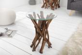 Beistelltisch Driftwood Treibh. 40cm braun/ 36576