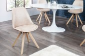 Stuhl Scandinavia antik beige Massivholz/ 37030