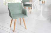 Stuhl Scandinavia Armlehne Struktur lime/ 36827