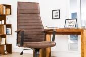 Bürostuhl Lazio High braun vintage/ 37075