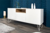 Sideboard Baltic 150cm weiss/ 36802