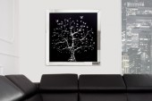 Bild Mirror Tree 80x80cm/ 36784