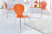 Stuhl Form orange/ 6605