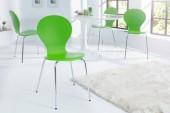 Stuhl Form grün/ 8579