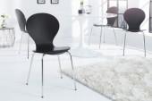 Stuhl Form schwarz/ 14
