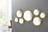 Wandspiegel Dynamic 120cm gold/ 36781