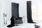 Sessel Royal Chair antik grau/ 37890
