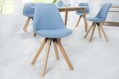 Stuhl Scandinavia Struktur blau/ 38134