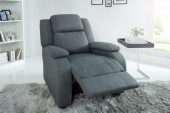 Relaxsessel Hollywood Struktur grau/ 37929