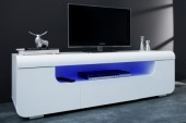 TV-Board Cube Ambience 150cm LED weiss/ 37869
