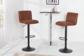 Barhocker Portland vintage braun/ 38456