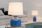 Tischleuchte Blue Classic 50cm/ 38159
