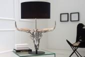 Tischleuchte El Toro 68cm schwarz/ 38321