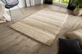 Teppich Yarn II 200x120cm natur Strickmuster/ 38257