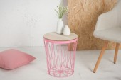Couchtisch Storage II rosa/ 37544