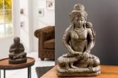 Statue Dewi Tara 50cm Naturstein/ 37639