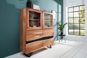 Highboard Amazonas 140cm Akazie/ 38330