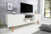 TV Lowboard Scandinavia 150cm weiss/ 38313