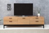 TV Lowboard Modern Nature 160cm/ 38316