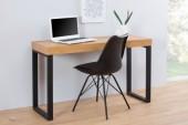 Laptoptisch Oak Desk 120cm schwarz Eiche/ 38429