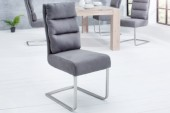 Freischwinger Comfort Vintage grau/ 38394