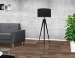 Stehleuchte Tripod schwarz/ 38683