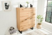 Highboard Canadian Wild Oak 135cm Eiche/ 38449