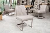 Freischwinger Big Aston stone grau/ 38104