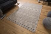 Teppich Berber 240x160cm beige schwarz/ 38758