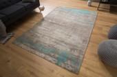 Teppich Modern Art 240x160cm greige blau/ 38762