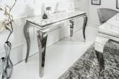 Konsole Modern Barock 140cm Marmor/ 38869