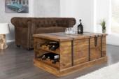 Couchtisch Bar Bodega 100cm Sheesham/ 39060
