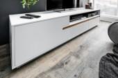TV Lowboard Elements 160cm weiss / 38952