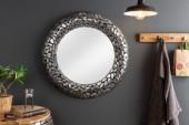 Spiegel Stone Mosaic 82cm silber/ 38724