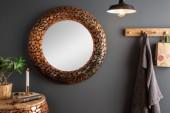 Spiegel Stone Mosaic 82cm kupfer/ 38743
