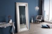 Standspiegel Renaissance 180cm silber/ 8885