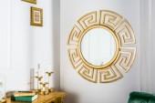 Wandspiegel Euphoria 85cm gold/ 38744