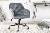 Bürostuhl Dutch Comfort Armlehne grau/ 39350