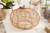 Couchtisch Bamboo Lounge 70cm Rattan/ 39124