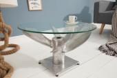 Glasplatte Couchtisch Ocean 60cm/ 39114