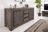 Sideboard Iron Craft 175cm grau Mango/ 39277