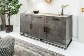 Sideboard Infinity Home 160cm grau Mango/ 39285