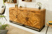 Sideboard Infinity Home 160cm natur Mango/ 39284