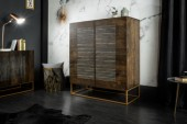 Highboard Onyx 100cm Mango Achat/ 39231