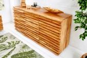 Sideboard Relief 160cm Akazie/ 39736